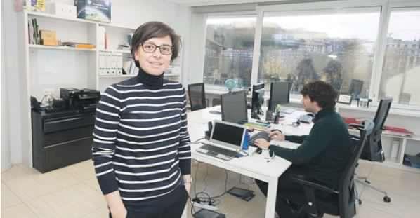Entrevistas Emprendedores. Iranzu Sainz de Murieta (Sinnple): «Una de las cosas que aprendí al abrir la empresa es a no tener miedo»