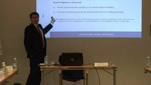 Taller: Aspectos jurídicos en las fases de crecimiento y expansión de la startup