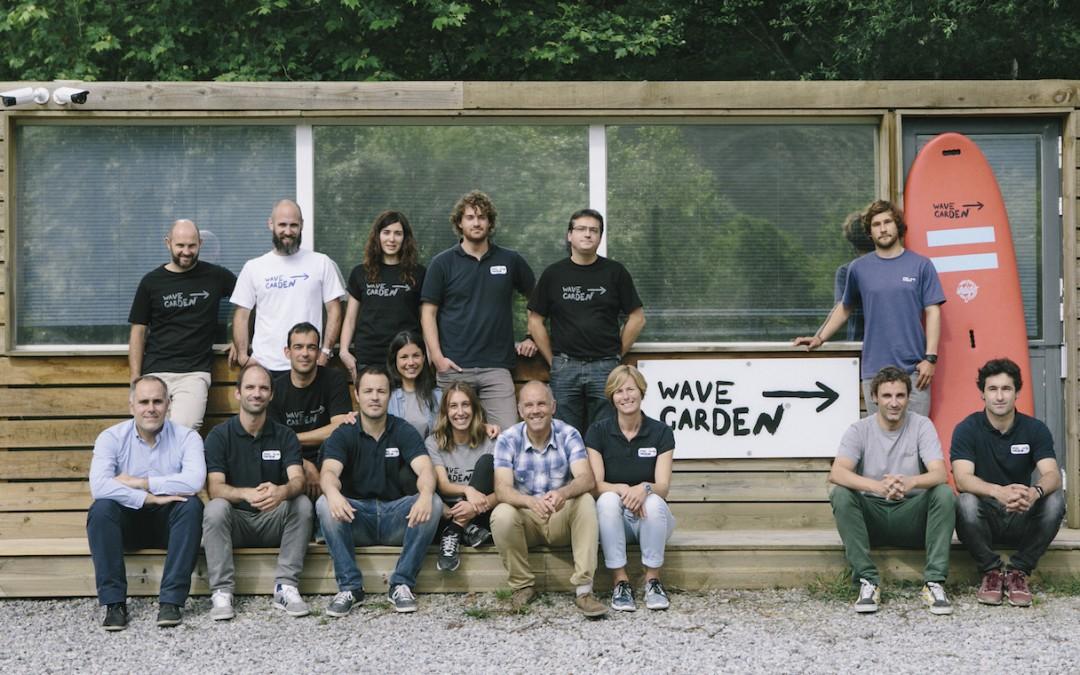 WaveGarden, Premio ADEGI «Nueva Empresa de Gipuzkoa» 2015