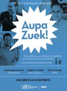 aupa zuek blog