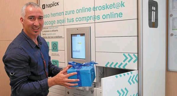 Entrevistas Emprendedores: Haritz Elorza ( Hapiick): «La venta online te da una libertad que la sociedad cada vez busca más»