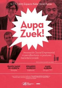 AupaZuek Innovacion Social