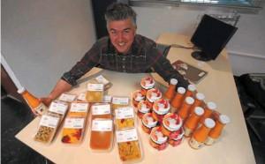 David Martinez, fundador Lukan Gourmet