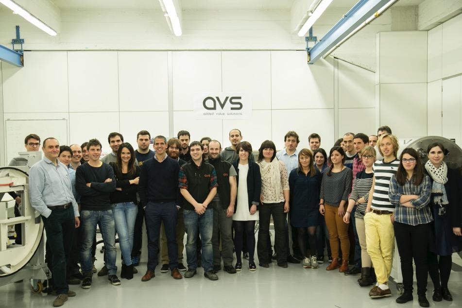 AVS ganadores del «Gipuzkoa's Best Young Company Award 2016» – Born Global In Gipuzkoa