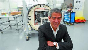 Miguel Ángel Carrera, AVS . Foto cortesía D.V.