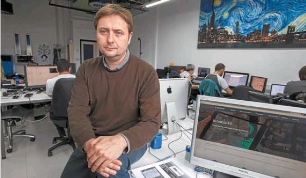 Pablo Ayala (Innovae): «Gipuzkoa necesita más inversión y empresarios en nuevas tecnologías» – Entrevistas Emprendedores