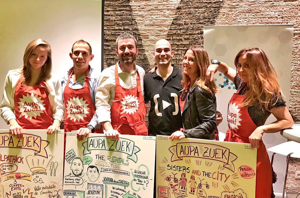 Crónica del 7º encuentro Aupa Zuek: El turismo, la ciudad y los nuevos modelos de negocio.