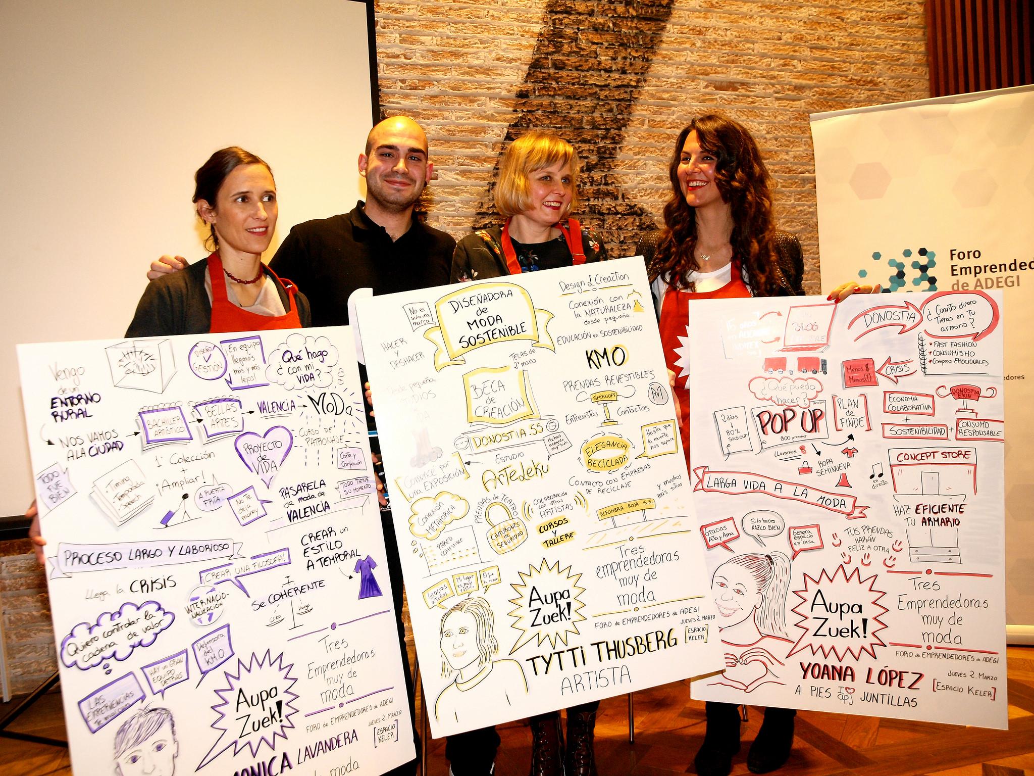 bdb5bb70a Este jueves pasado hemos vuelto a congregar a una parte de la comunidad  emprendedora en el ...