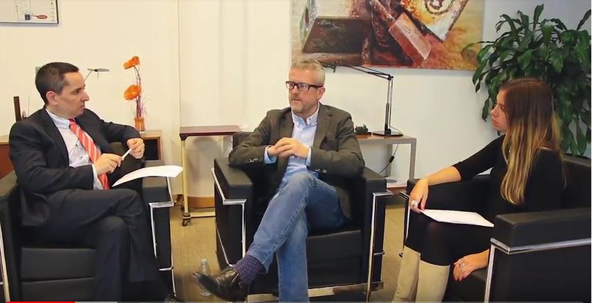 Una charla con Dipcom: Conociendo el foro de emprendedores de Adegi con Josean Rodriguez