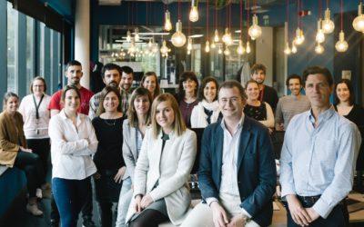 Graphenea, ganadores del «Gipuzkoa's Best Young Company Award 2018