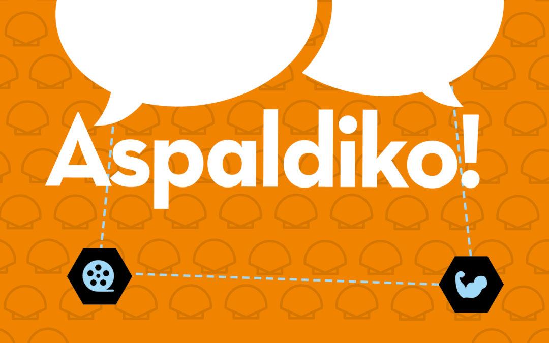 En #Aspaldiko, con Jose Luis Rebordinos