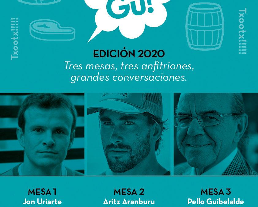 #AupaGu, el encuentro de networking a la guipuzcoana.