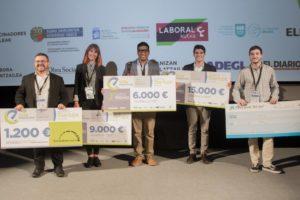 Finalistas Startup Competition - Cita Emprende